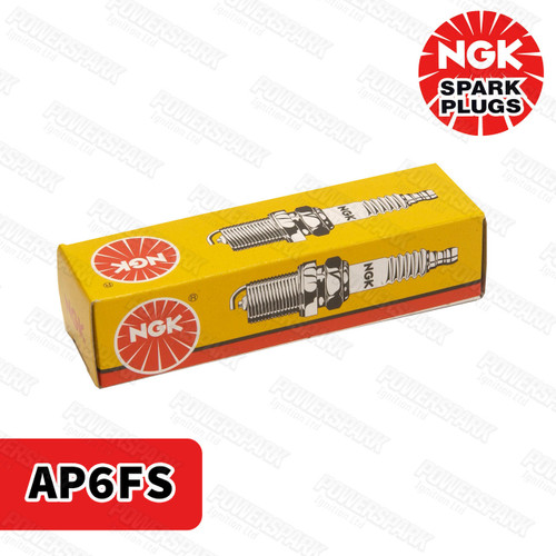 NGK Spark Plugs NGK AP6FS Spark Plug for Classic and Modern Cars