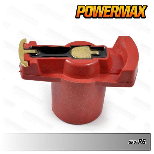 Powermax Bosch 009, 034 SVDA Rotor Arm Red Performance Edition R6