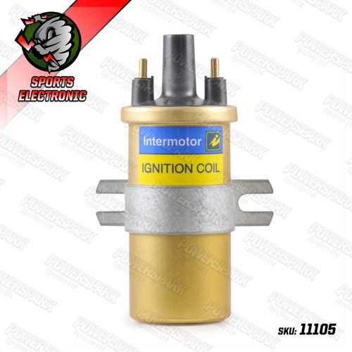 Lucas Intermotor 11105 Sports Coil DLB105 Equivalent GOLD
