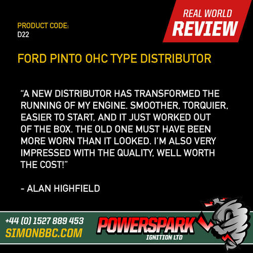 Powerspark Ford Pinto OHC Type Distributor