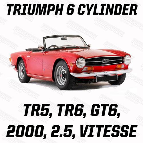 Triumph TR5, TR6, GT6, Vitesse, 2.5, 2500 6 Cylinder Ignition Bundle - Choose Your Options
