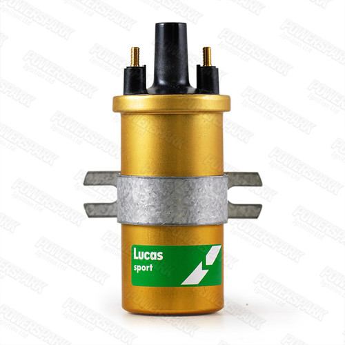 Genuine Lucas DLB110 Ballast Ignition sports coil GOLD