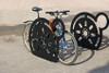 Crank Bike Rack