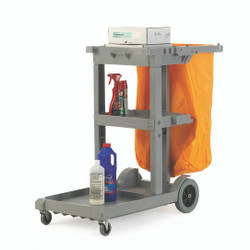 Janitorial cleaning trolley GSHI318Y