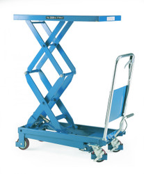 Double Scissor Lift Table GSSLD35Y