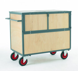 Security box trolley GSBT273W