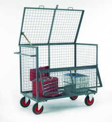 Security box trolley GSBT271M
