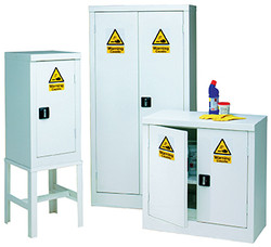 Acid and Alkali Cupboards