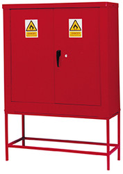 Petroleum Cupboard on stand