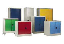 Range of General Purpose Storage Cupboards