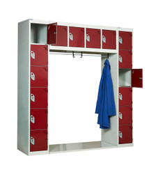 Archway Locker 8 Compartments