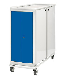 Laptop Charging Mobile storage Lockers Narrow Isle