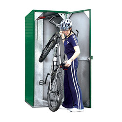 Vertical-Bike-Locker