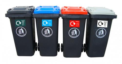 Recycling Wheelie bins