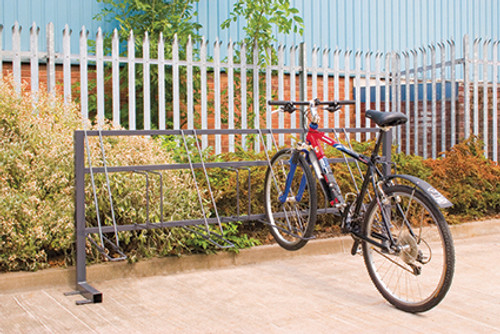 Traditional Bike Rack