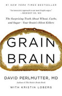 Grain Brain, cover