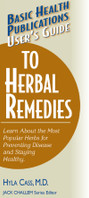 User's Guide to Herbal Remedies, cover