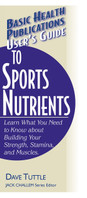 User's Guide to Sports Nutrients, cover