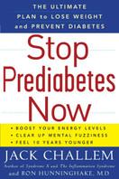Stop Prediabetes Now, cover