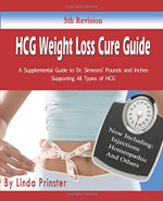 HCG Weight Loss Cure Guide, cover