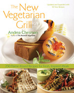The New Vegetarian Grill, cover