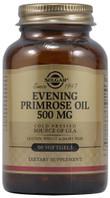 Solgar Evening Primrose Oil 500 mg, 90 Softgels, bottle