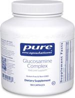 Pure Encapsulations Glucosamine Complex, 180 Capsules