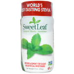 SweetLeaf Stevia Sweetener, 4 oz, container
