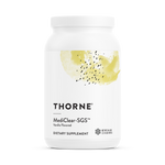 Thorne MediClear SGS, Vanilla Flavored, 37.8 oz, 2.36 lb, container