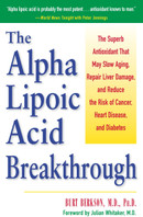 The Alpha Lipoic Acid Breakthrough, cover