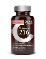 Encode Nutrition Formula 216, Vitamin C Formula, 30 Vege Capsules