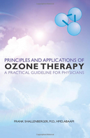 Principles and Applications of Ozone Therapy, cover