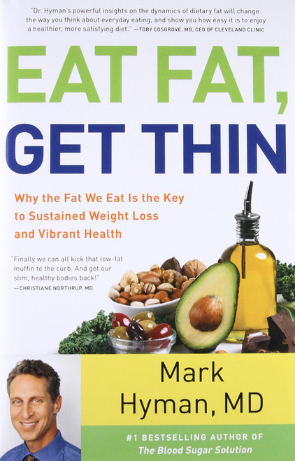 Eat Fat, Get Thin, cover