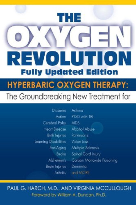 The Oxygen Revolution, cover