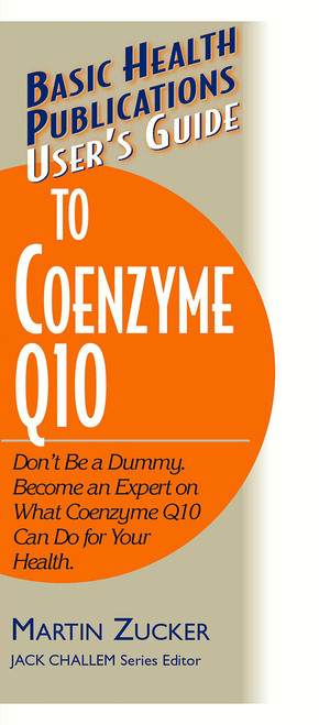 User's Guide to Coenzyme Q10, cover