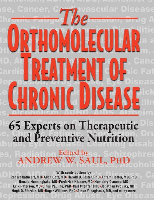 The Orthomolecular Treatment of Chronic Disease, cover