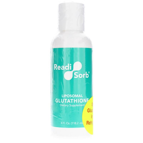 ReadiSorb Liposomal Glutathione, 4 fl oz, 118.2 mL, bottle