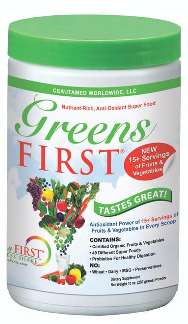 Ceautamed Worldwide LLC, Greens First, 10 oz, 282 g