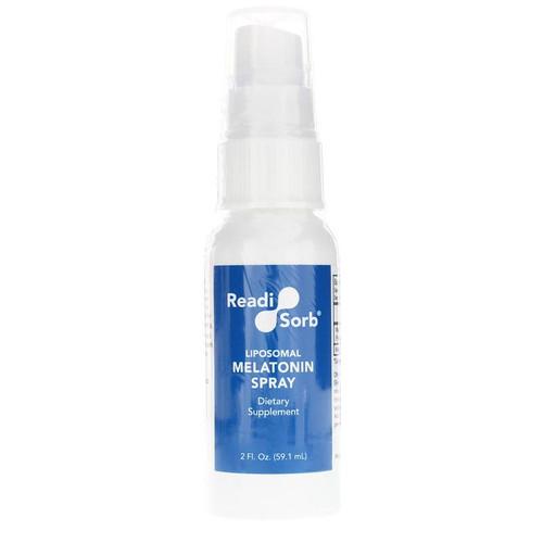 ReadiSorb Liposomal Melatonin Spray, 2 fl oz