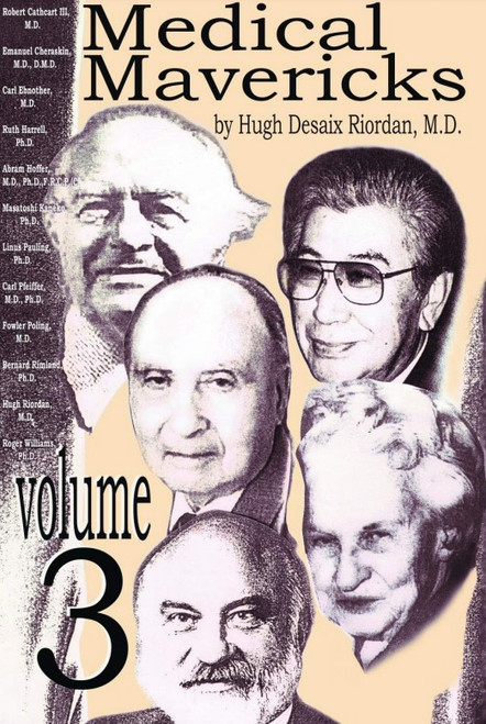 Medical Mavericks, Volume 3, cover