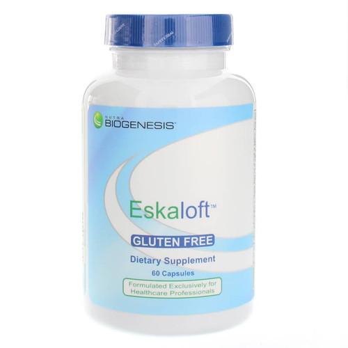 BioGenesis Eskaloft, 60 Capsules, bottle
