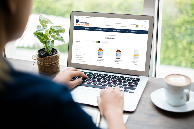 New and Improved Nutrient Store Website