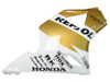 Fairings Honda CBR 954 RR White & Gold Repsol Racing (2002-2003)