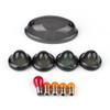 TailLight Turn Signals Indicators Lens Bulbs Set Triumph Bonneville SE T100 Smoke