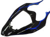 Fairings Yamaha YZF-R1 Black & Blue Flame R1 Racing (2004-2006)