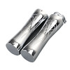 Grips Honda Magna, Shadow 600/750/1100, Spirit 750, VTX1800, Flame 2 - Chrome