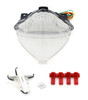 TailLight with integrated Turn Signals for Yamaha YZF R1  (2004-2006)Clear