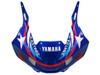 Fairings Yamaha YZF-R6 Blue White Star FIAT R6 Racing (1998-2002)