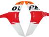 Fairings Honda CBR 600 RR Orange & White Repsol Racing (2009-2012)