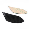 Tank Traction Pad Side Gas Knee Protector 3M Ducati Diavel (12-16) Black